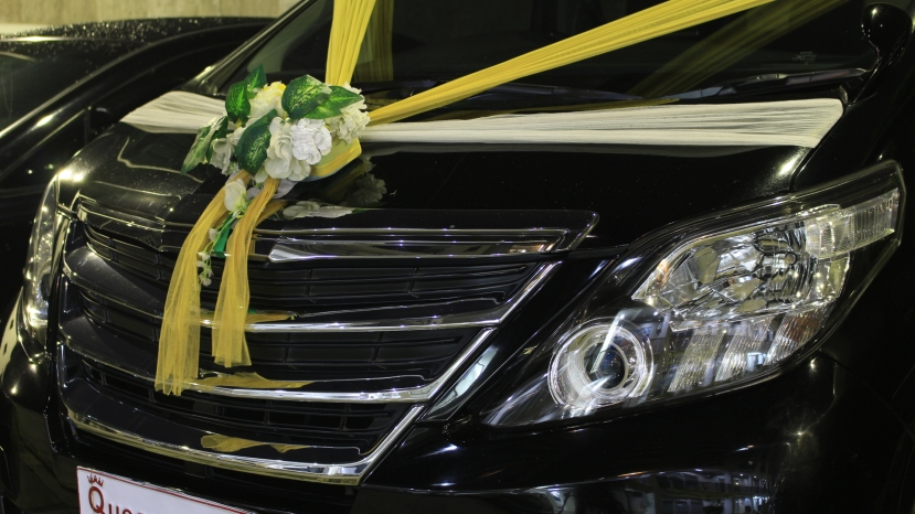 sewa wedding car jakarta selatan
