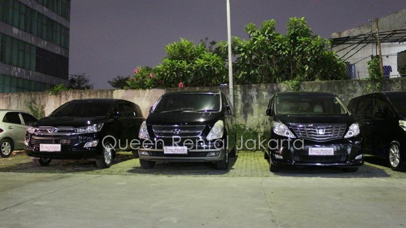 Sewa Mobil Mewah Innova Grogol Petamburan Jakarta - Barat