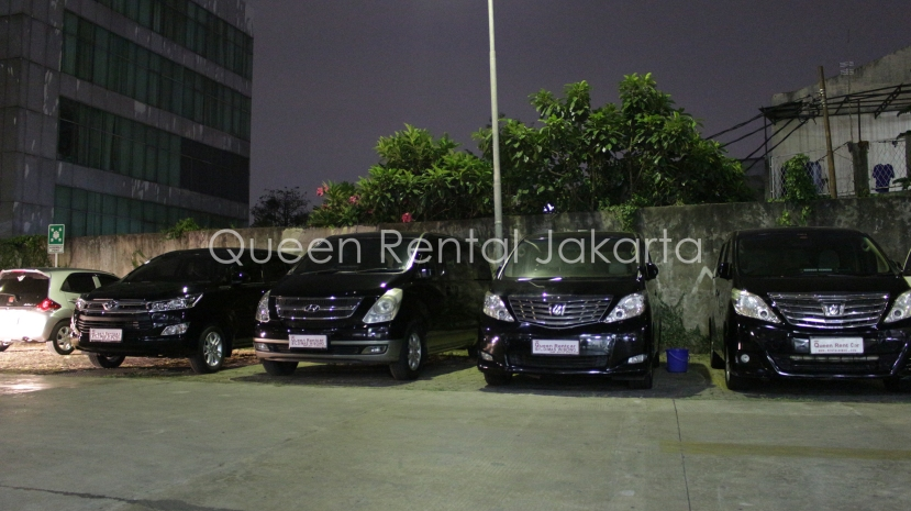 Sewa Mobil Mewah Innova Palmerah Jakarta - Barat